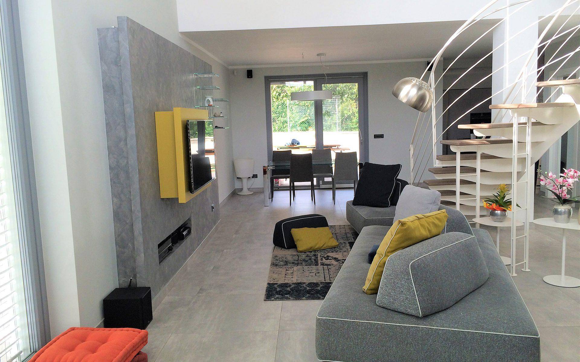 Arredamento Di Design arredamento di design per casa passiva - abitare creativo